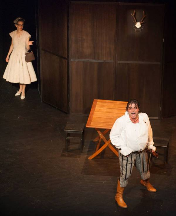 Internationales Shakespearefestival 2015 im Globe Neuss